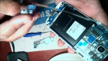 How to fix not working Samsung Galaxy Note 4 USB charging port flex