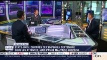 Olivier Delamarche VS Patrice Gautry (1/2) - Comment interpréter les chiffres de l'économie américaine  - 10.10.2016