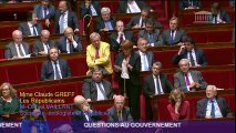 Question de Mme Claude GREFF à Mme Marisol TOURAINE