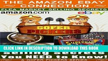 New Book The Amazon eBay Connection Selling Secrets You NEED to Know: Flea Market Selling Secrets