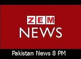 News Headlines 08:00 Pm 10 October 2016 | General Raheel Sharif Visits Kakul Army Academy