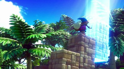 Launch Trailer de Dragon Quest Builders