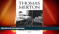 Big Deals  Thomas Merton: Selected Essays  Best Seller Books Best Seller
