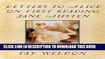[PDF] Letters to Alice on First Reading Jane Austen Popular Online