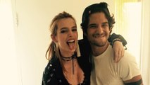 Bella Thorne Straddles Tyler Posey in a Pool For Latest PDA-Filled Instagram Post