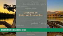 READ NOW  Lectures on Antitrust Economics (Cairoli Lectures)  Premium Ebooks Online Ebooks