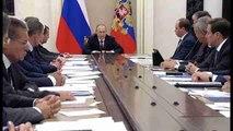 Putin renuncia a viajar a París porque Hollande sólo quiso hablar de Siria