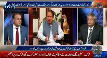 Cyril Almeida don't get worried, Nawaz Sharif first portray you as traitor, later you may become his personal Adviser - Rauf Klasra