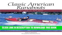 [PDF] Classic American Runabouts: Wood Boats, 1915-1965 (Motorbooks Classic) Popular Colection