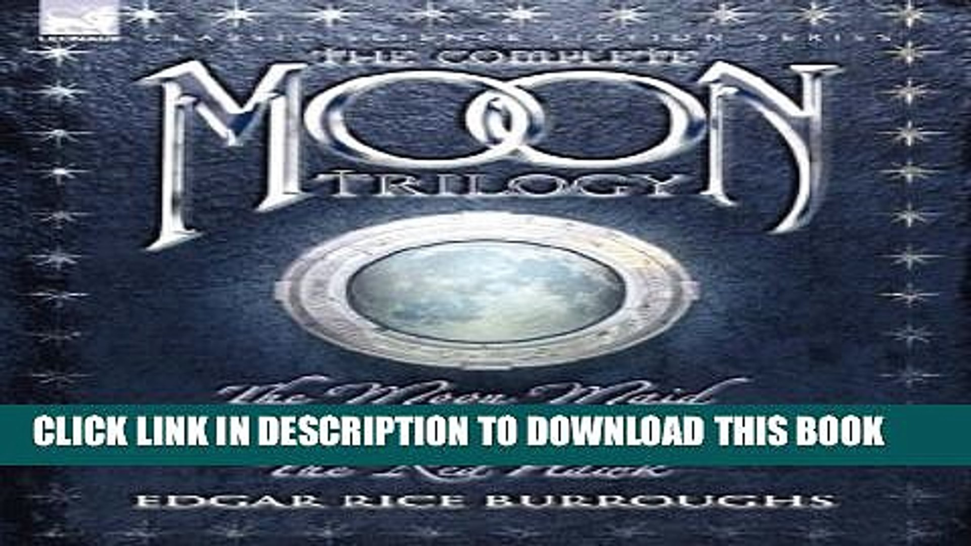 [PDF] The Complete Moon Trilogy: The Moon Maid, The Moon Men   The Red Hawk Popular Colection