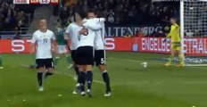 Sami Khedira Goal HD - Germany 2-0 Northen Ireland 11.10.2016