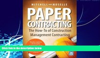 Books to Read  Paper Contracting: The How-To of Construction Management Contracting  Best Seller