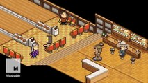 The Dude abides in this 8-bit retelling of 'The Big Lebowski'