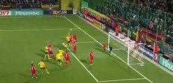 Fedor Cernych (Jagiellonia) Goal - Lithuania1-0Malta 11.10.2016