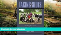 Must Have  Taking Sides: Clashing Views on African Issues (Taking Sides: African Issues)  READ