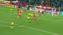 Fedor Cernych GOAL - Lithuania 1-0 Malta 11.10.2016