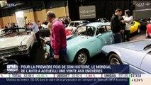 Mondial de l'Auto 2016: Focus sur la vente aux enchères de véhicules de collection - 11/10