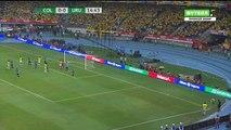 Abel Aguilar Goal HD - Colombia 1-0 Uruguay 11.10.2016 HD