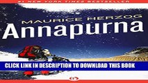 New Book Annapurna: The First Conquest of an 8,000-Meter Peak
