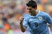 Luis Suárez Goal HD - Colombia 1-2 Uruguay - 11.10.2016 HD