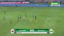 All Goals & Highlights HD - Colombia 2-2 Uruguay 11.10.2016 HD