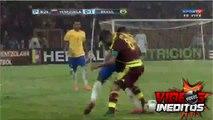 2 Tempo /Gol de William Venezuela 0 x 2 Brasil Eliminatoria