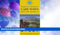 Big Deals  Passport to the Best of Cape Town, South Africa  Full Read Best Seller