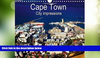 Must Have PDF  Cape Town City Impressions: Unusual Views (Calvendo Places)  Best Seller Books Best