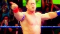AJ Styles vs Dean Ambrose vs John Cena Triple Threat Full Match  WWE No Mercy 2016 World Champion