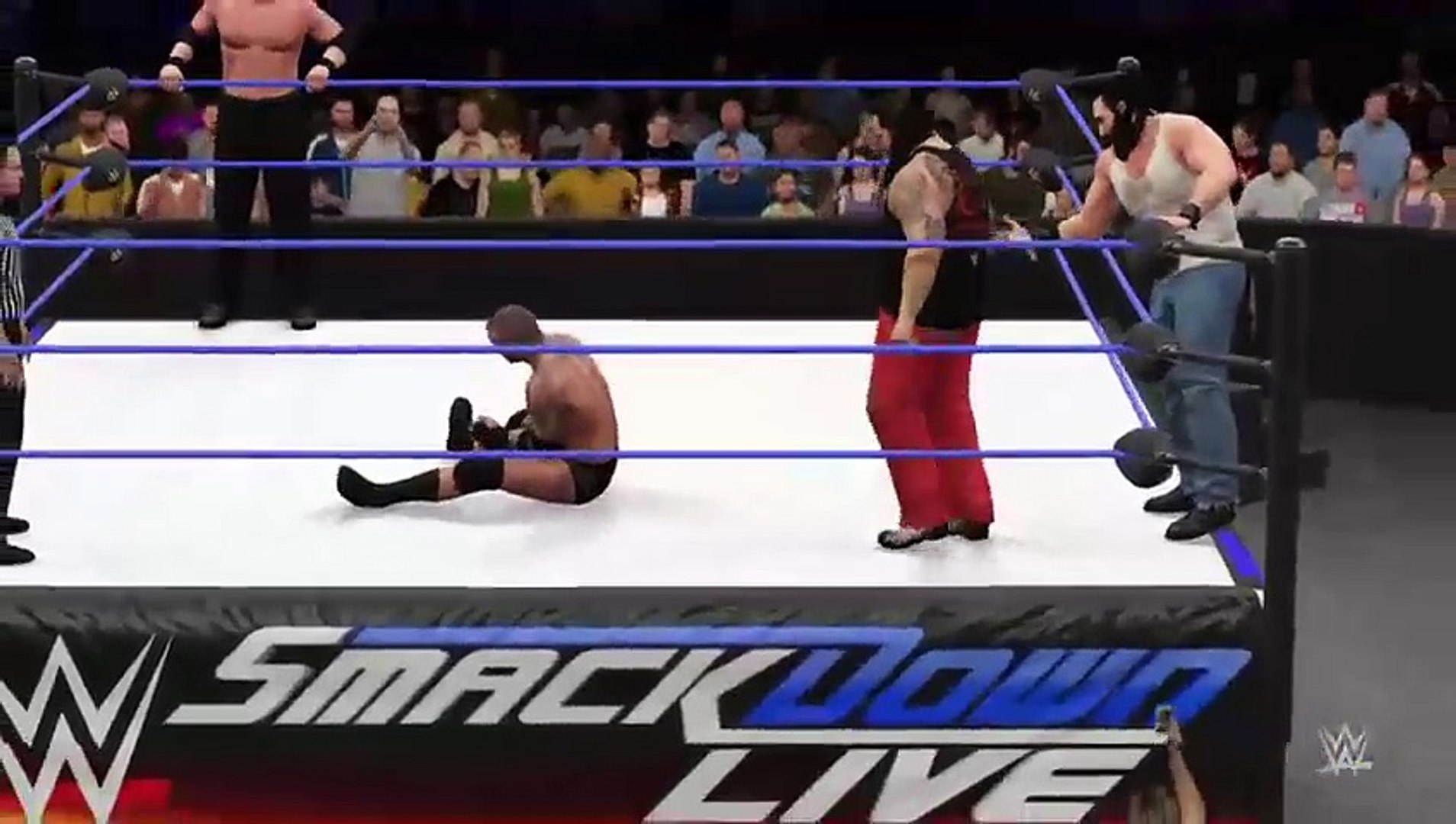 Watch WWE Smackdown October 2016 Full Show | WWE Smackdown 10/11/16 Full Show Part 1 WWE 2K16