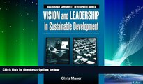 FULL ONLINE  Vision and Leadership in Sustainable Development (Sustainable Community Development)