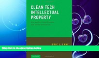 FULL ONLINE  Clean Tech Intellectual Property: Eco-marks, Green Patents, and Green Innovation