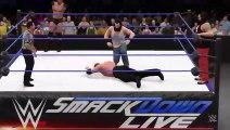 Watch WWE Smackdown October 2016 Full Show | WWE Smackdown 10/18/16 Full Show Part 2 WWE 2K16