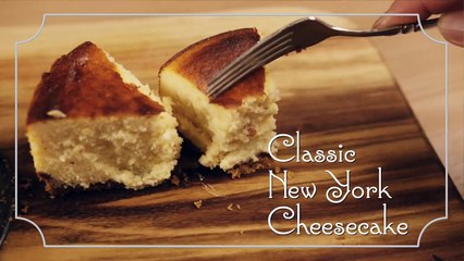 [Flour Wars] Classic New York Cheesecake