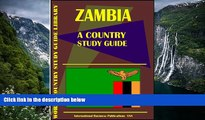 Must Have PDF  Zambia Country Study Guide (World Country Study Guide  Best Seller Books Most Wanted