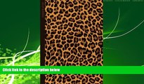Enjoyed Read Leopard Print: Gifts / Gift / Presents ( Leopard Skin / Fur - Ruled Notebook ) [