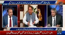Cyril Almeida dont get worried , you may become his personal adviser - Rauf Klasra taunting Nawaz Sharif over Cyril Almeda issue