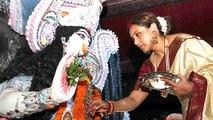 GORGEOUS Rani Mukherji Celebrates Dussehra Puja 2016, Sindoor Khela