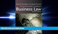 complete  Commonwealth Caribbean Business Law (Commonwealth Caribbean Law)