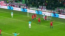 English Joe Hart Made A Save Of The Year Against Slovenia