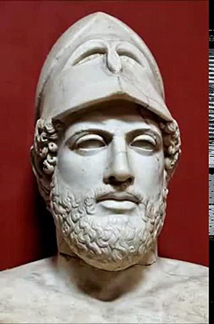 Povijest četvrtkom - Periklo - Atenski državnik i vojskovođa