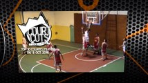 Top 10 CourtCuts FFBB du 8 Octobre 2016