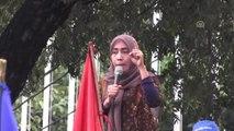 Endonezya'da İşçi Protestosu - Cakarta