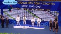 Judo Grand Prix in Zagreb
