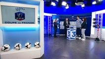 REPLAY. Revoir le tirage au sort du 6e tour de la Coupe de France de football
