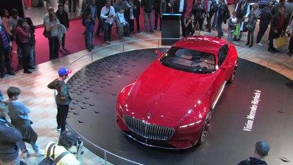 Le meilleur du Mondial de l'Automobile 2016