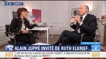Alain Juppé répond aux attaques sur sa retraite