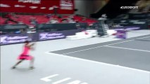 WTA Linz: Camila Giorgi - Madison Keys