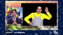 François Hollande, le remplaçant de Coluche ?
