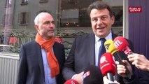 Thierry Solère et Gilles Boyer sur le premier débat de la primaire de la droite